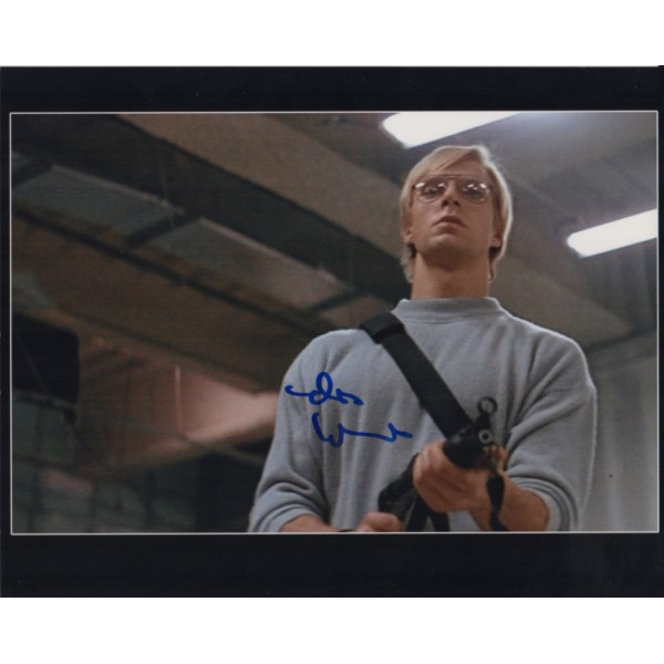 Andreas Wisniewski Did Hard James Bond signed authentic autograph photo