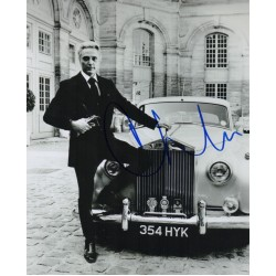 Christopher Walken James Bond genuine authentic autograph signed photo