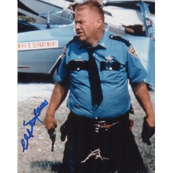Clifton James James Bond signed authentic genuine signature photo UACC AFTAL