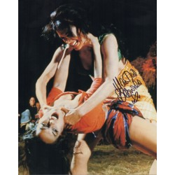 James Bond Martine Beswick 4 signed autograph photo