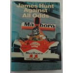James Hunt F1 McLaren Against All Odds authentic signed book COA