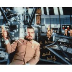 Michael Lonsdale James Bond genuine authentic signed autograph photo