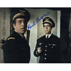 Paul Stassino James Bond genuine signed authentic signature photo