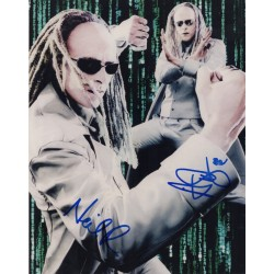 Rayment Twins Matrix authentic genuine signed autograph photo