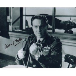 Richard Todd Dambusters authentic genuine signed photo COA RACC