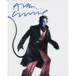 Alan Cumming X Men genuine signed authentic signature photo