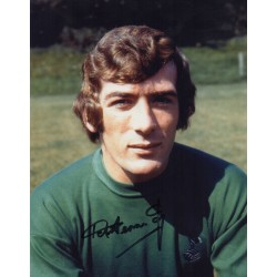Spurs Pat Jennings signed autograph photo 3
