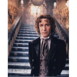 Doctor Who Paul McGann signed authentic autograph photo UACC