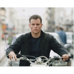 Matt Damon genuine signed authentic autograph image 3 dealer