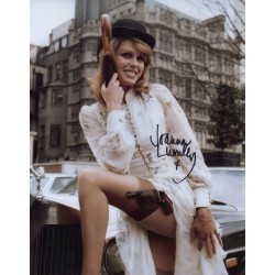 Joanna Lumley Avengers genuine authentic signed autograph photo 3