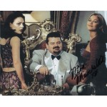 James Bond Nina Mushallik authentic signed autograph photo 3