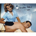 James Bond Mollie Peters signed original genuine autograph authentic photo