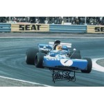 Jackie Stewart Tyrrell F1 genuine signed authentic autograph photo AFTAL 2