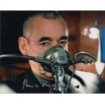 Doctor Dr Who Roger Lloyd Pack signed original genuine autograph authentic photo