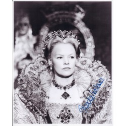 Glenda Jackson C genuine authentic signed autograph photo