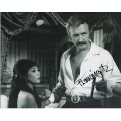 James Bond Fransesca Tu authentic signed autograph photo AFTAL
