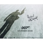 James Bond Rachel MacDowell genuine signed authentic autograph photo