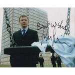 John Simm Life on Mars authentic signed genuine signature photo AFTAL UACC