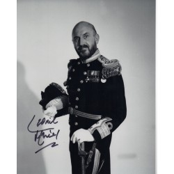 Lionel Jeffries genuine authentic autograph signed photo COA UACC