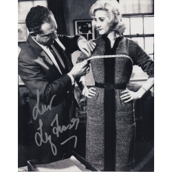 Liz Fraser signed autograph photo 3