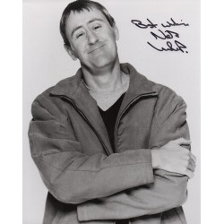 Nick Lyndhurst Only Fools Horses genuine signed authentic signature photo