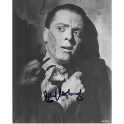 Richard Attenborough Brighton Rock genuine signed authentic signature photo