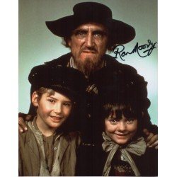 Ron Moody Fagin genuine signed autograph photo 6