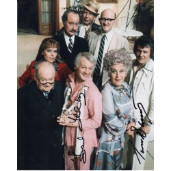 Are You Being Served Bannister Thornton genuine signed authentic signature photo