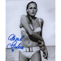 James Bond Ursula Andress authentic signed autograph photo 6 AFTAL