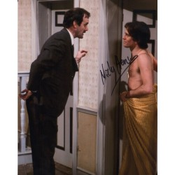 Nicky Henson Fawlty Towers genuine authentic signed autograph photo 2