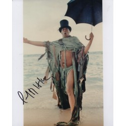 James Bond Geofrey Holder signed autograph colour photo
