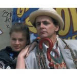 Doctor Who Sophie Aldred genuine signed authentic signature photo