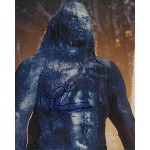 Lord of the Rings LAWRENCE MAKOARE genuine signed authentic autograph photo