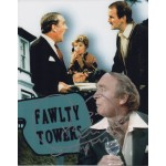 Ken Campbell Fawlty Towers genuine signed authentic signature photo