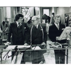 Are You Being Served Frank Thornton genuine signed authentic signature photo