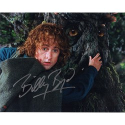 Billy Boyd Lord of the Rings signed genuine signature photo