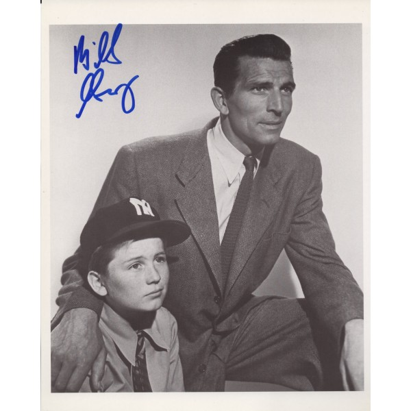 Billy Gray Day the Earth Stood Still genuine signed authentic autograph photo