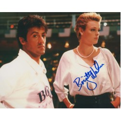 Brigitte Nielsen authentic signed Rocky IV autograph photo