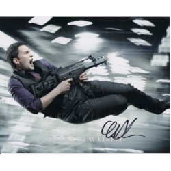 Doctor Who Torchwood Gareth David Lloyd signed autograph photo 2