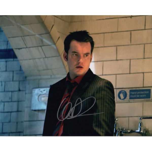 Doctor Who Torchwood Gareth David Lloyd signed autograph photo.