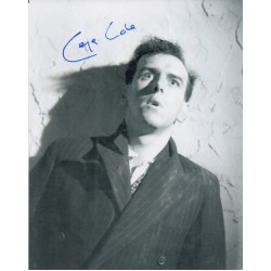 George Cole genuine authentic autograph signed photo RACC AFTAL
