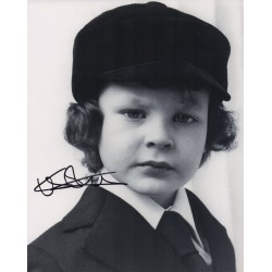 Harvey Stephens The Omen authentic signed autograph Photo COA