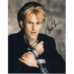 Howard Jones genuine signed autograph colour photo 3 UACC