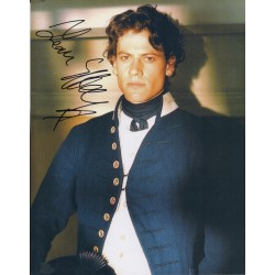 Ioan Gruffud Hornblower genuine signed authentic signature photo