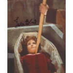 Isla Blair Dracula Horror genuine signed authentic signature photo
