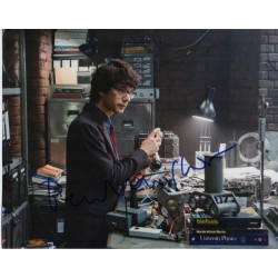 James Bond Ben Wishaw genuine authentic autograph signed photo AFTAL