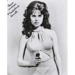 James Bond Madeline Smith genuine autograph authentic photo COA AFTAL