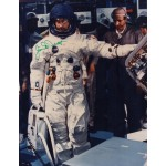 Jim McDivitt Apollo Gemini genuine signed authentic autograph photo AFTAL