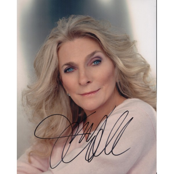 Judy Collins authentic genuine signed autograph photo