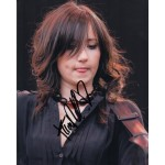 K T Tunstall authentic signed autograph colour photo COA UACC